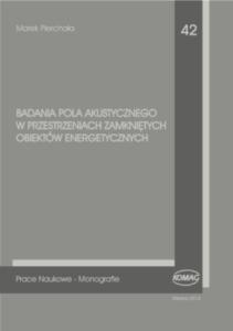 Publikacje naukowe - Marek Pierchała