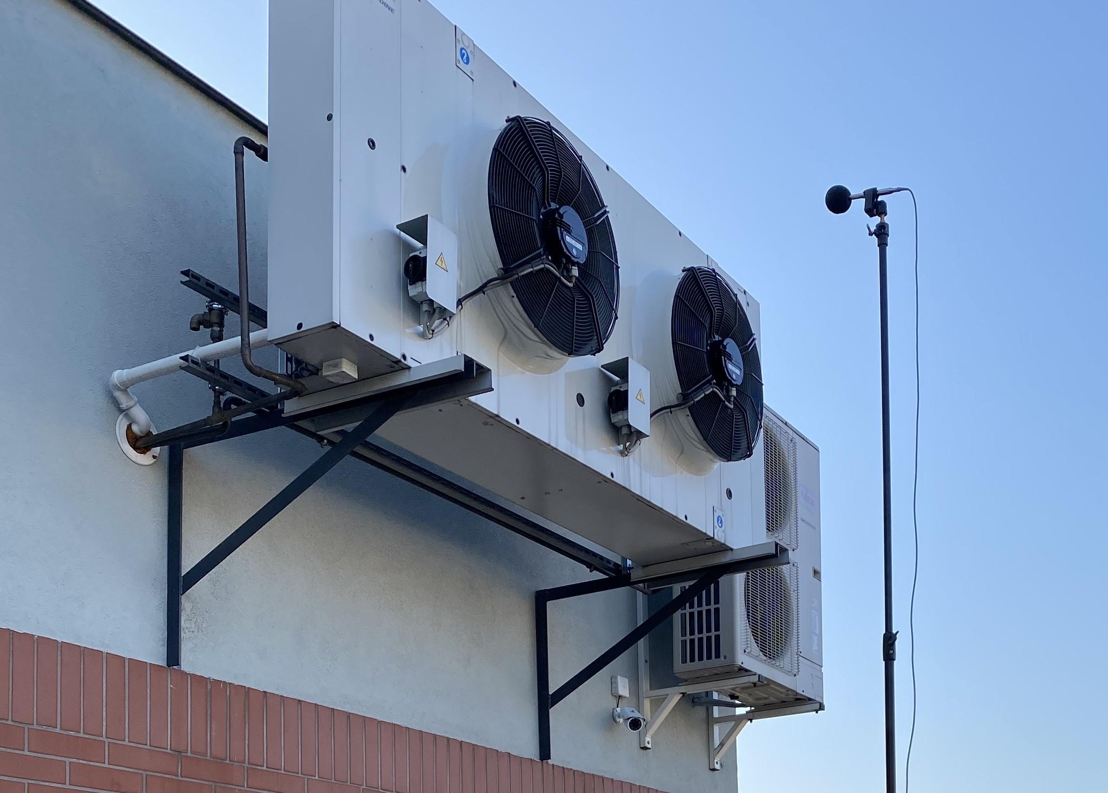 Hałas środowiskowy - przemysłowy - badanie hałasu