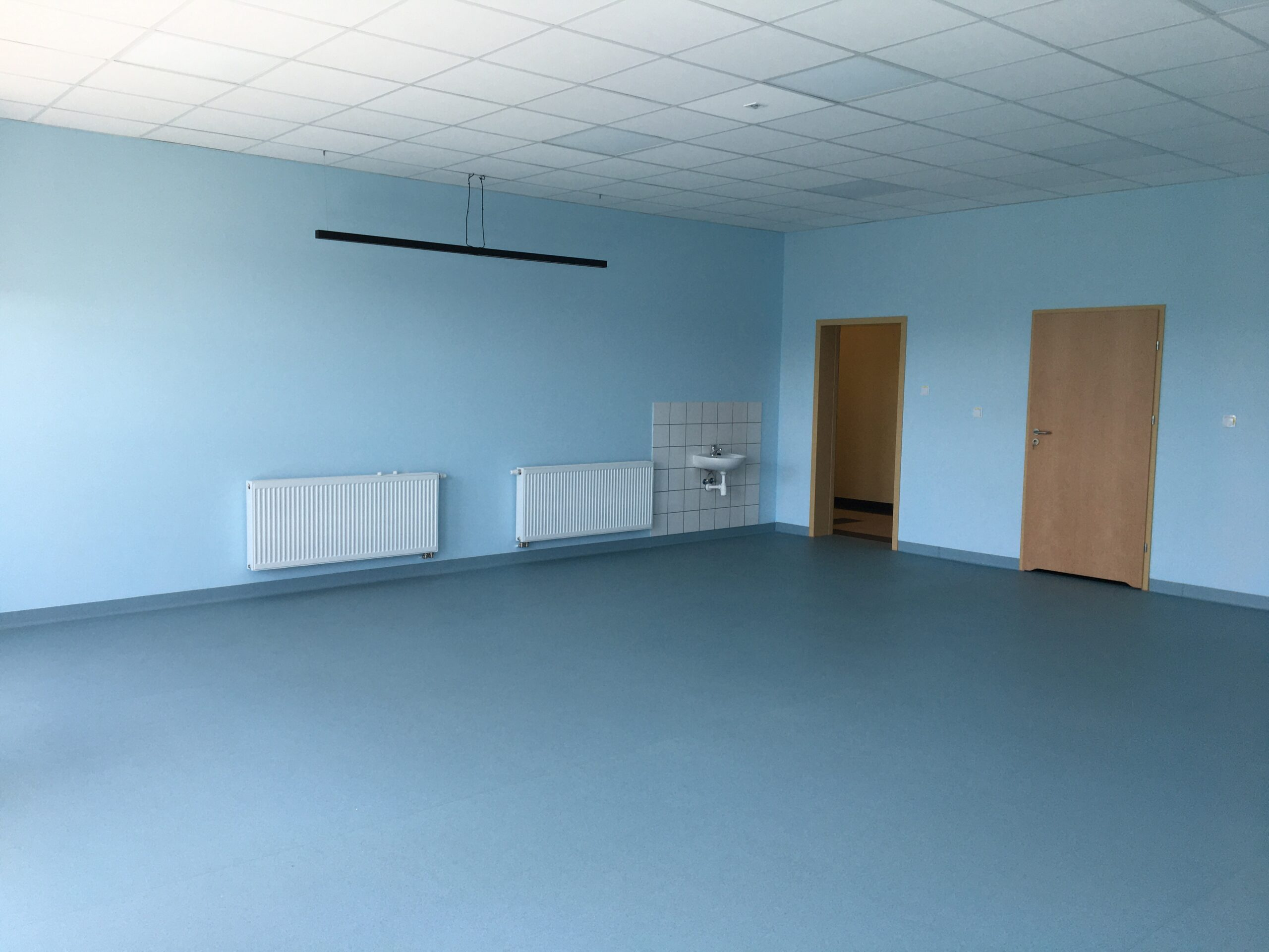 Pomiary akustyczne pomieszczeń specjalnych.